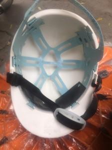 Mũ bảo hộ nhựa dùng cho công nhân