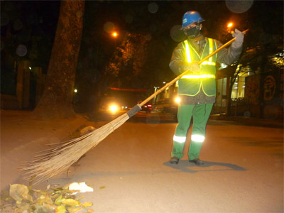Áo lưới phản quang 3M giá rẻ, chất lượng - Bảo hộ lao động Hải Thanh