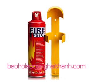 Bình chữa cháy oto firestop 500ml