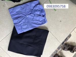 Bộ đồng phục quần áo bảo vệ