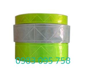 Dải phản quang nhựa 3,5cm