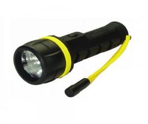 Đèn Pin cao su chịu nước 2 pin và 3 pin