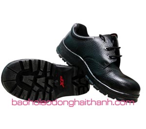 Giày bảo hộ lao động ABC XP chữ đỏ