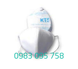 Khẩu trang bảo hộ vải KT5