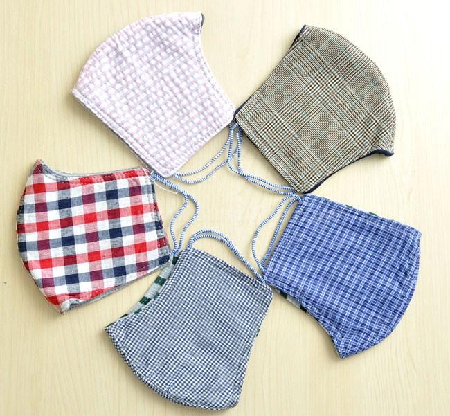 Khẩu trang vải 2 lớp giá rẻ nhất tại BHLĐ Hải Thanh
