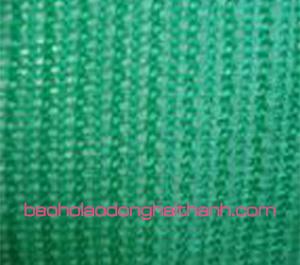 Lưới chắn bụi màu xanh ngọc hàn quốc