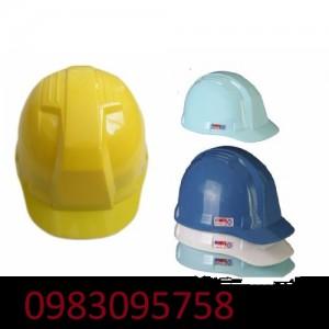 Mũ bảo hộ SSanda Hàn Quốc màu vàng