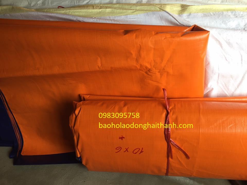 Bảo hộ lao động Hải Thanh nhận may bạt khổ lớn theo yêu cầu, giá rẻ, chất lượng