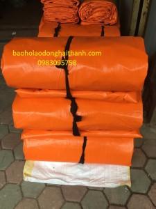 Bạt xanh cam Việt Hàn