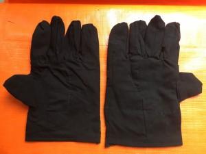 Găng tay ka ki đen