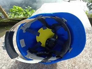 Mũ nhựa có núm điều chỉnh sau